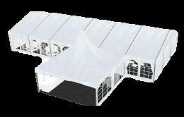 Paviljonai tents