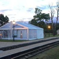 10x10m Modulinis paviljonas. Tents.lt