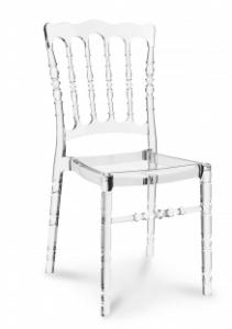 Skaidri opera kėdė, nuoma.